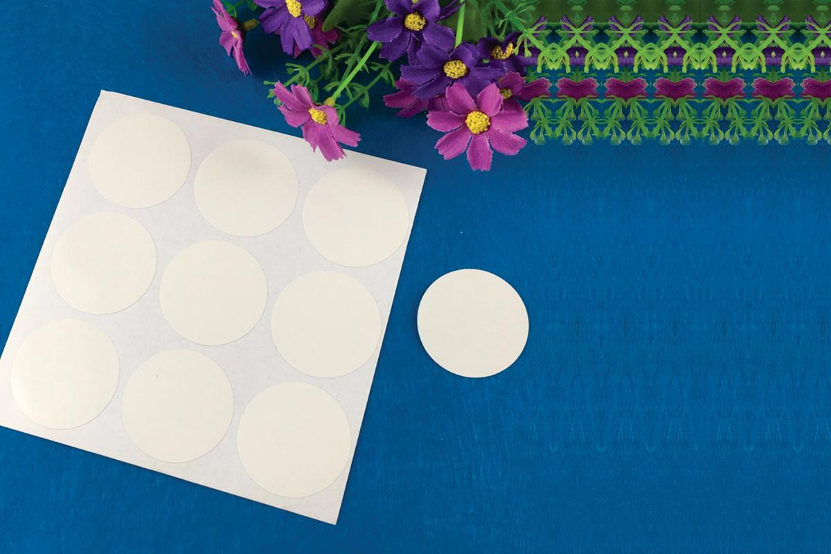 Blank Sticker Printing