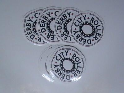Helmet Stickers
