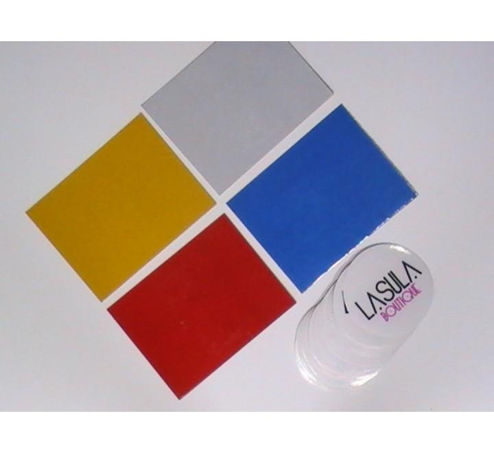 Square Reflective Stickers