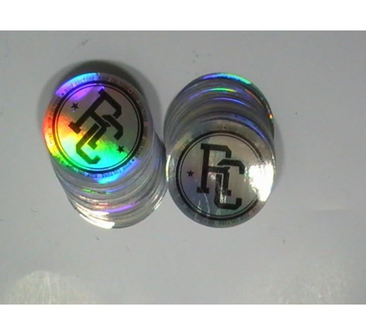 Custom Foil Stickers