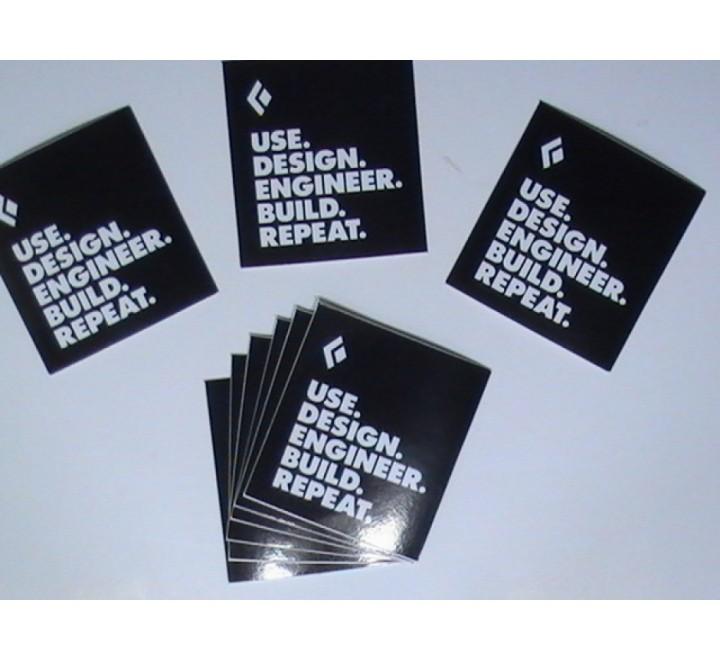 Square Car Stickers