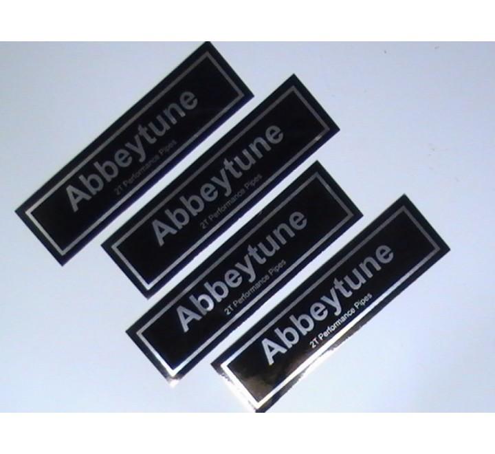 Rectangular Hologram Stickers