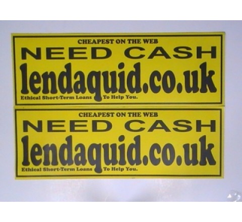 Custom Business Stickers