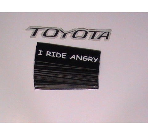 Dirt Bike Stickers